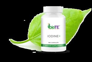 Iodine Plus 180CT